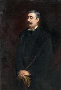 portrait du marquis de miramon by stephen jacob