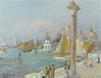 venezia by alessandro milesi