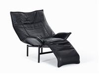 veranda lounge chair by vico magistretti