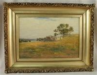 pastoral landscape by charles henry hayden