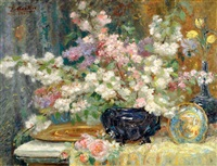fleurs by jacques martin