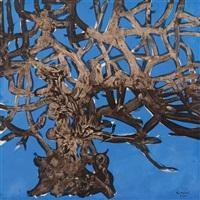 yaşlı ağaç by bedri rahmi eyuboglu