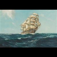 the 'thomas stevens' by donald brett