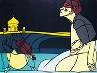 fantasia per violino by valerio adami