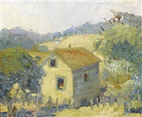 house on the hill by selden connor gile