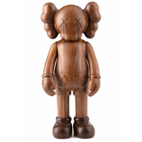 companion karimoku version by kaws