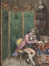la lettre by ettore simonetti