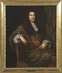 portrait d'un seigneur de la guedre by jan de baen