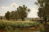 la moisson by emile isembart