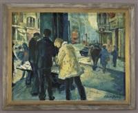 street scene by sylvia clark molloy
