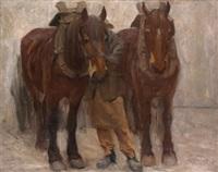 caballos by ventura alvarez sala