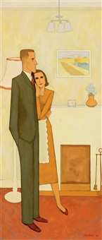 the new house by john brack