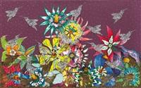 floral composition by elvan alpay