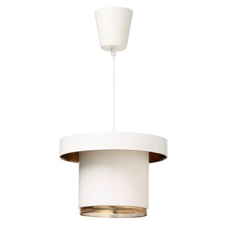 An Alvar Aalto ceiling lamp A201 by Alvar Aalto on artnet