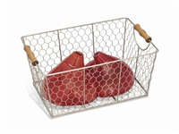 untitled (basket) by mona hatoum