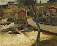 vantaa rapids by alexander rapp