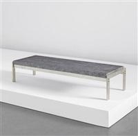 small low table, model no. pk-62 by poul kjaerholm