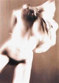 nudo femminile by mamoru horiguchi