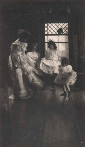 the dance by gertrude kasebier