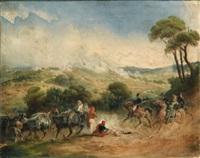 scène de bataille by jean-charles (col.) langlois