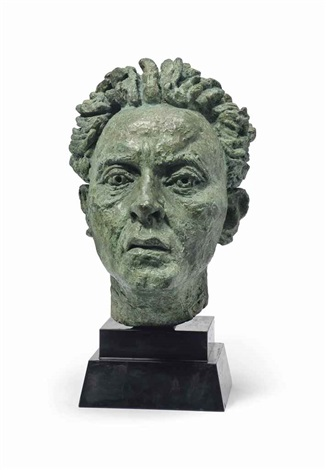 hans kindler by sir jacob epstein