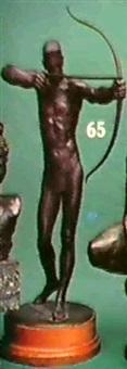 archer grec by ludwig mergehen