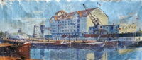 port autonome de strasbourg by georges ritleng