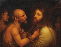 the mocking of christ by gaetano astolfini