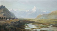 mt cook by james peele