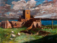 after the storm, iona by mary cameron
