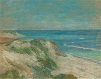 cottesloe beach by george pitt morison