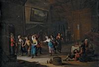 la fête villageoise by j. de pooter