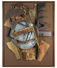 volcanic magic xv by louise nevelson