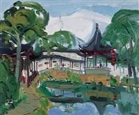 suzhou garden by du pu