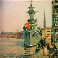 le bateau russe a bordeaux by valentine petchatine