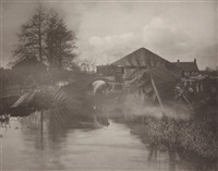 life and landscape in the norfolk broads by peter henry emerson