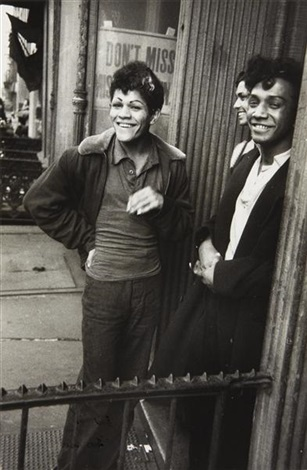 nyc lower east side puerto ricans by robert frank