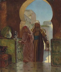 an important visit by rudolf ernst