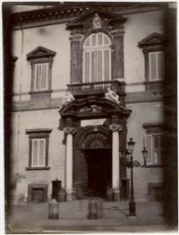 porta del quirinale by carlo baldassare simelli