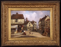 angel hill, ipswich by thomas smythe