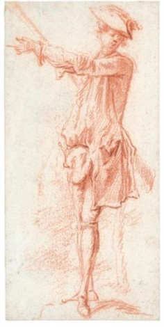 a hunter study by jacques andré portail