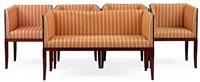five piece set of furniture (set of 5) by eliel saarinen
