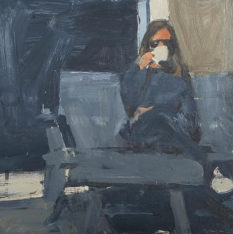 coffee break by ben aronson