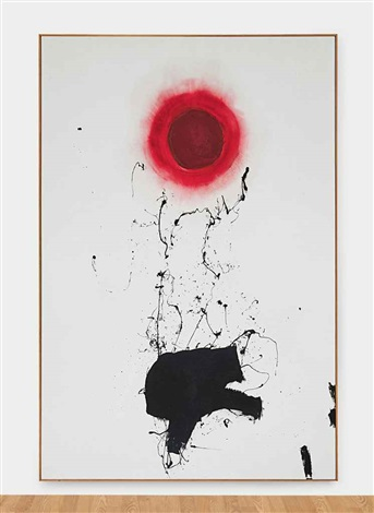 burma red by adolph gottlieb