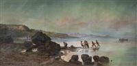 pescadores by pietro barucci