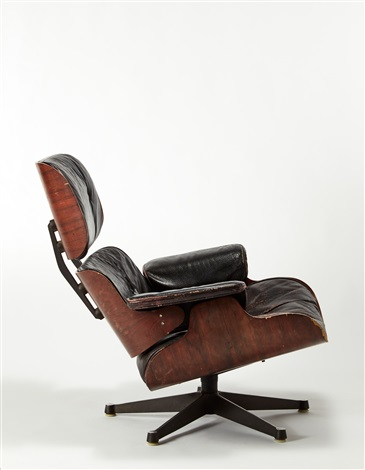 Charles Eames Poltrona.Poltrona Modello 670 By Charles Eames On Artnet