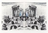 studio per da un tempio all'altro (study) by giulio paolini