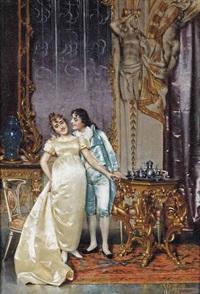 a private liaison by vittorio reggianini