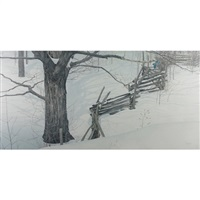 window into ontario by robert bateman