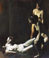 nudes by tibor csernus